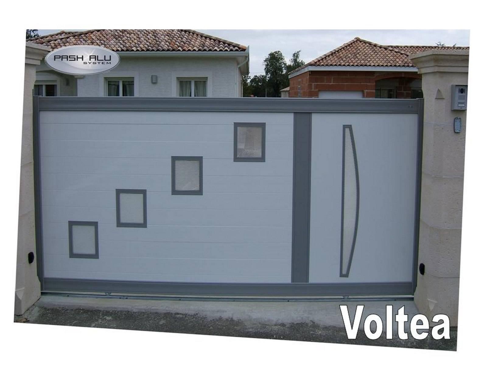 Portail Coulissant Voltea Fabrication Et Pose De Portail Volets